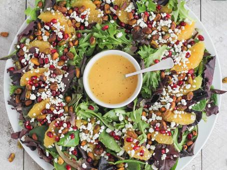 ΣΥΝΤΑΓΗ: Εορταστική Σαλάτα!