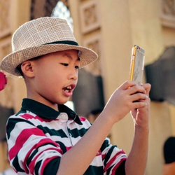 Screen time panic may be overblown