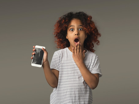 What is the parent-kid smartphone arena?
