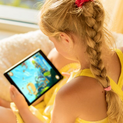 Screens May Actually Be Good For kid