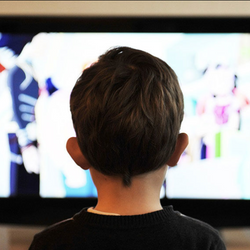 Can't agree about kids screen time
