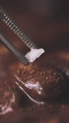 Almendras con Chocolate