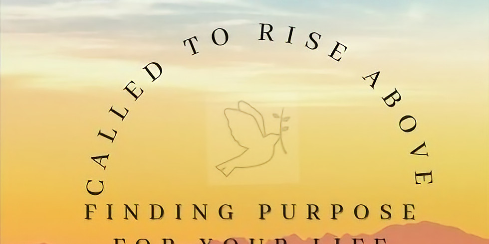 Finding Purpose For Your Life Conference