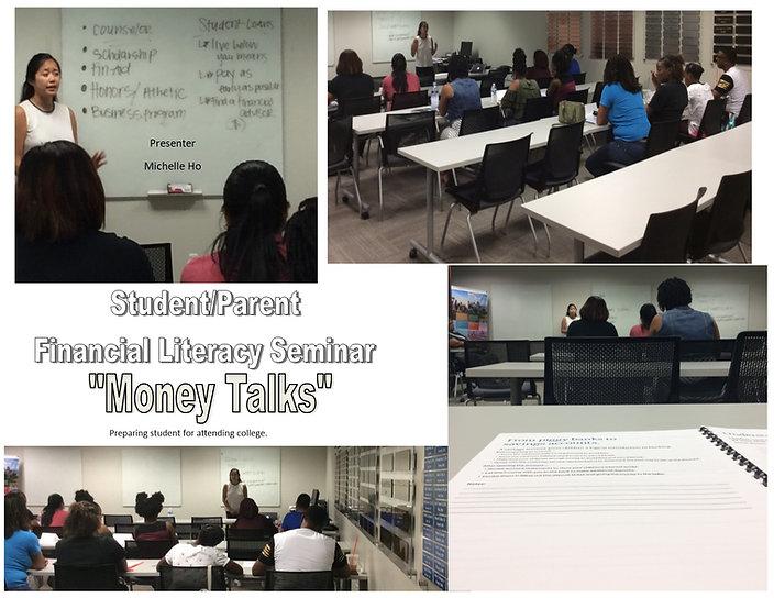 Student Financial Literacy Seminar pictu