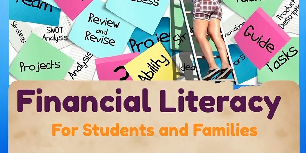 Student Financial Literacy Virtual- On Line Learning