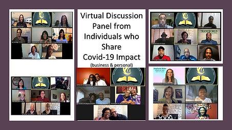Virtual Covid-19 Discussion Panel  final