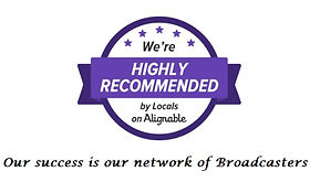 wytv7 recommendation by local community non profit on Alignable