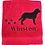 Thumbnail: Labrador Personalised Dog Towel, Yellow Labrador Gift, Chocolate Lab, Black Lab