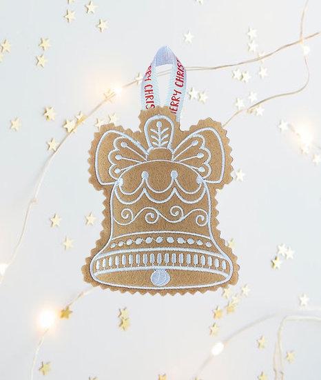 Christmas Bell Tree Decoration