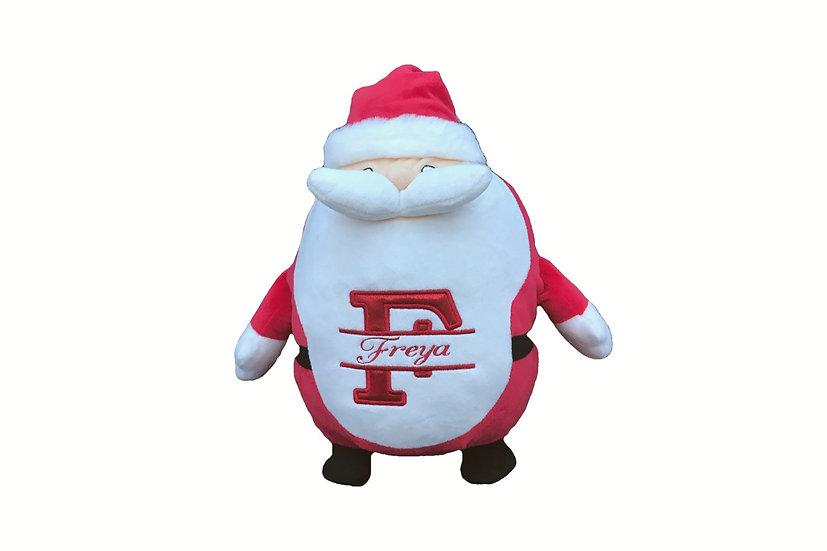 Santa Personalised Soft Toy