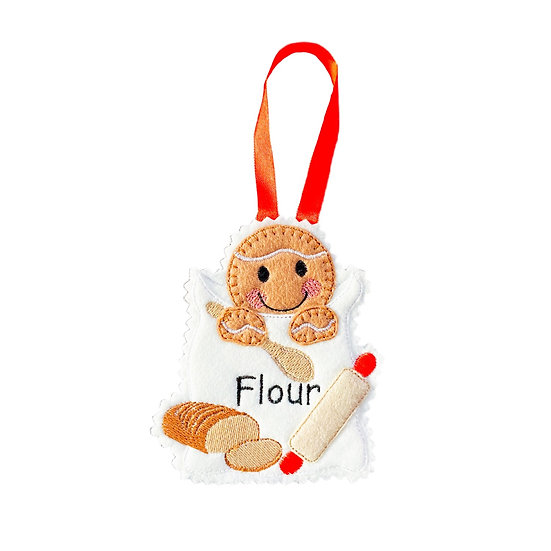 Cooking / Baking Gingerbread Decoration