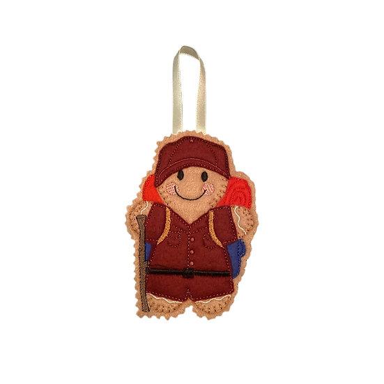 Rambler Gingerbread Decoration