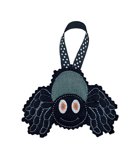 Spooky Spider Hanging Decoration
