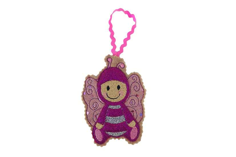 Butterfly Gingerbread Decoration