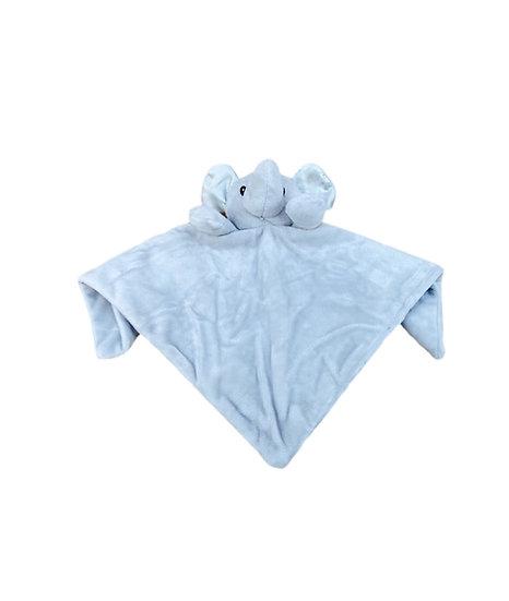 Elephant Comforter / Personalised Keepsake / Newborn Baby Gift / Baby Shower