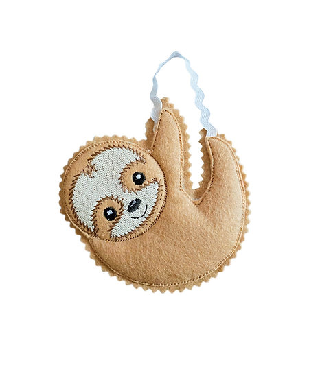 Sloth Felt Decoration