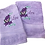 Thumbnail: Personalised Butterly Towel Set
