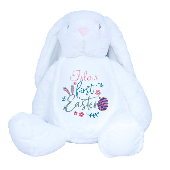 Easter Bunny Personalised Soft Toy