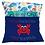 Thumbnail: Crab Sea Life Themed Book Cushion