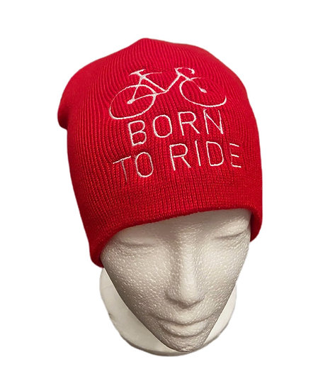 Novelty cycling Joke / hobby Beanie Hat