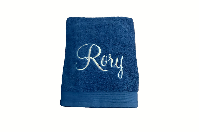 Personalised Hand Towel - any name