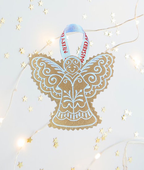Angel Christmas Tree  Decoration