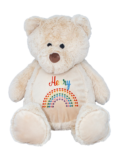 Teddy Bear Personalised Soft Toy