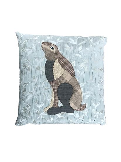 Lunar Hare Cushion