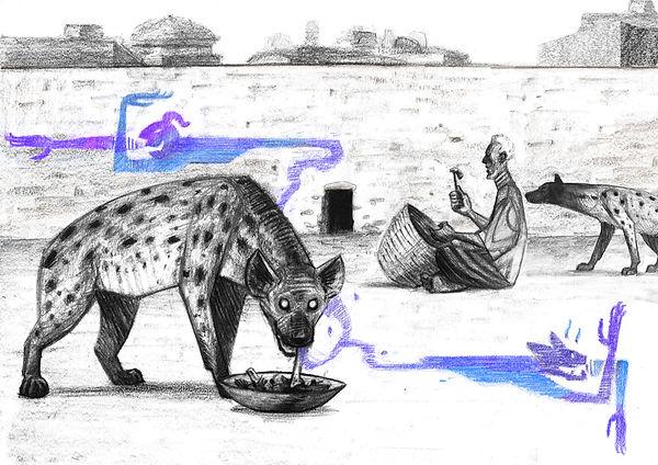 Akhran-Girmay---Hyenas-of-Harar---exhibi