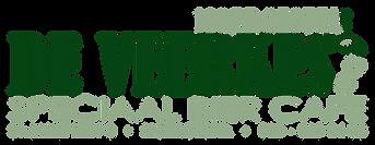 logo veerkes letteromtrekken met soc med