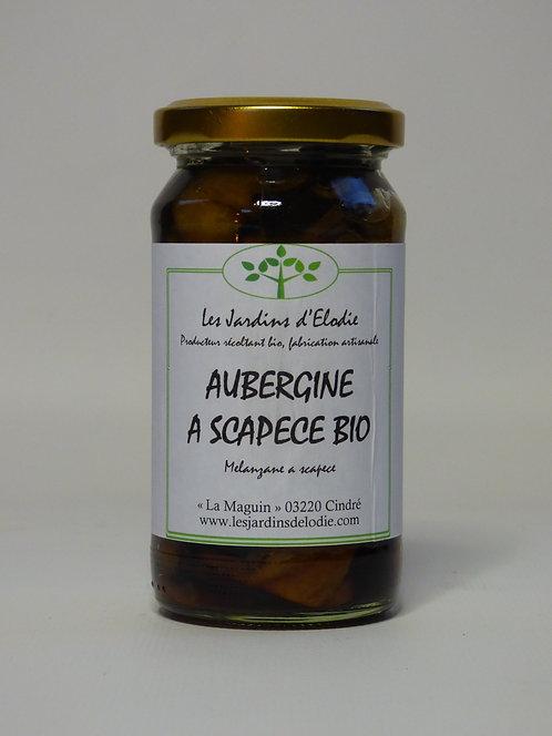 """Aubergine marinée """"A scapece"""" Bio"""