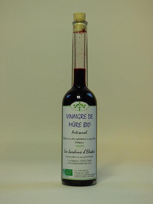 Vinaigre de mûre Bio