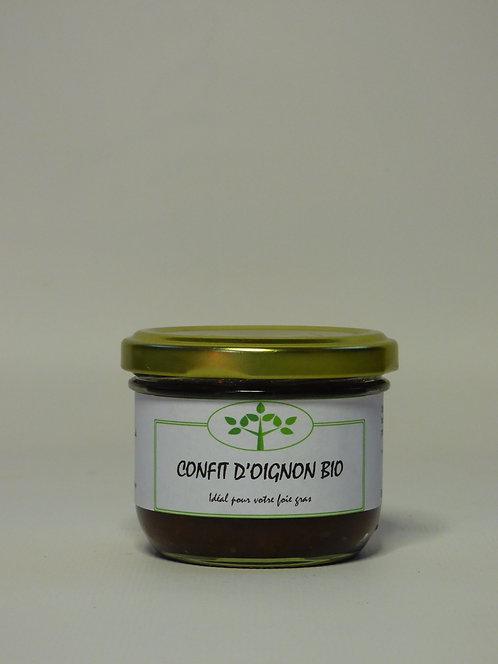 Confit d'oignon Bio