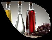 Vinaigres et huiles