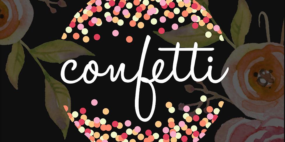 Confetti Bridal Event