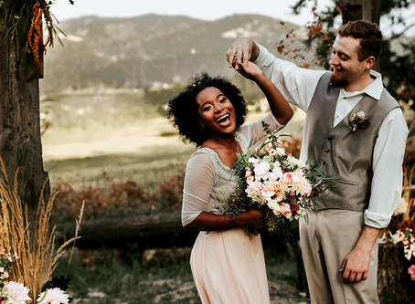 Fall Wedding Shoot