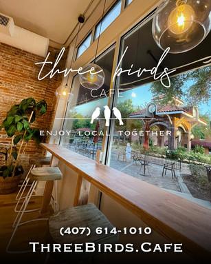 Three Birds Cafe