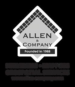 Allen & Company - Vertical Logo (2020 Re