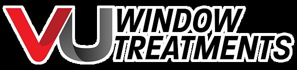 VU Window Treatments Logo Alpha_Black Wh