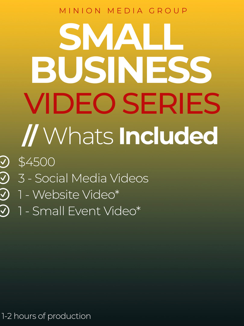 Small Business Video Series