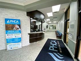 PHCA Office Lobby