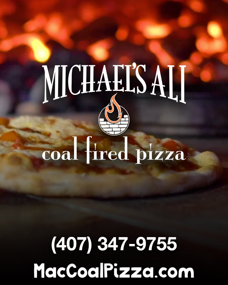 Michael's Ali Coal Fired Pizza
