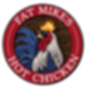 Fat Mikes Hot Chicken_LOGO_Wood BG_01.pn