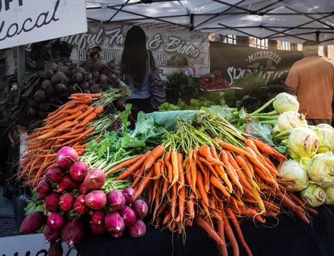Famers Market Food