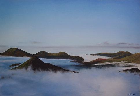 Sea of Cloud, Yr Aran