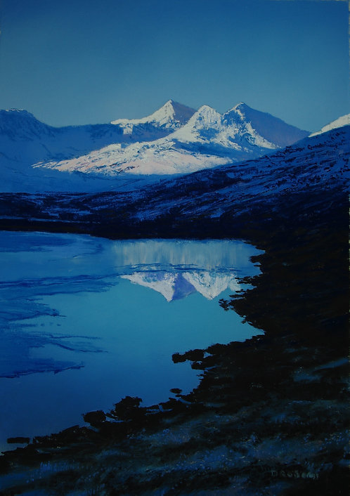 Snowdonia Reflections (prints available)