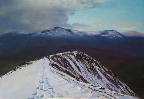 Over the Edge, Moelwyn Mawr