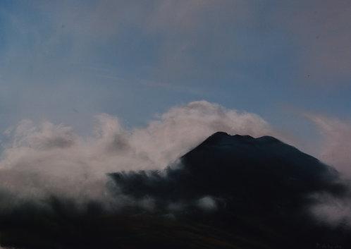 Moel Siabod in Cloud