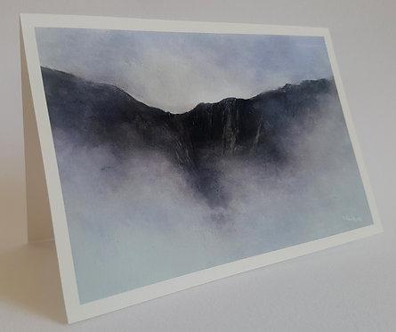 Cliffs yr Elen, Card