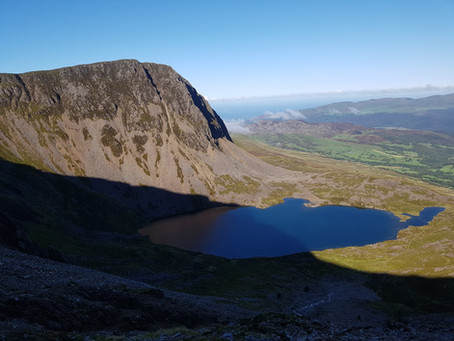 A walk - The Cadair Ridge